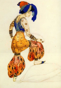 Bakst_BalletsRusses_costumedesign